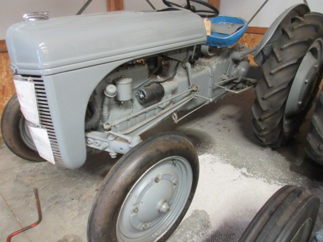 1939 9N Ford Tractor