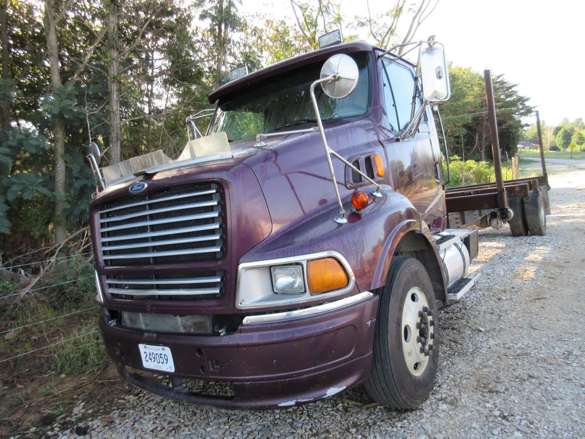 Big truck auctions