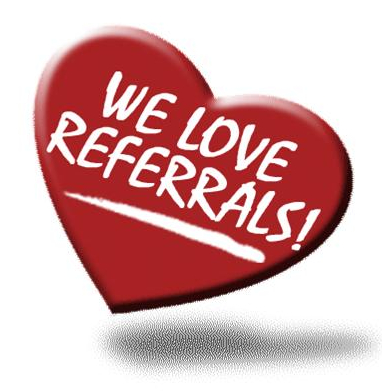 Real Estate Agent Referrals