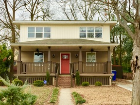 Raleigh NC Single Family Home Sold: $450,000