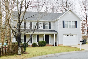 Holly Springs NC Single Family Home Sold: $241,000