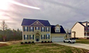 Clayton NC Single Family Home Sold: $244,900