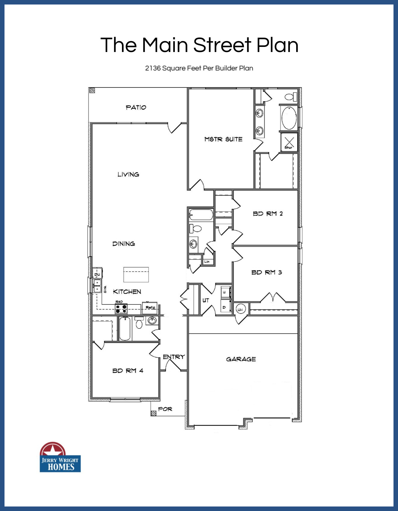 New Homes for Sale Jerry Wright Homes