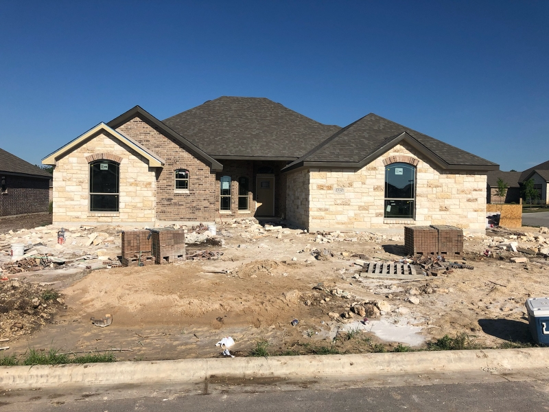 2702 Paisley Drive The Plains at Riverside in Temple TX