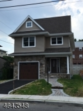 Nutley NJ Single Family Home Sold: $498,000 New Construction