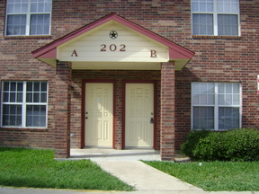 Multi Family Home For Rent: 202 W Mary Jane  #B