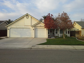 Hanford CA Residential Sold: $245,000