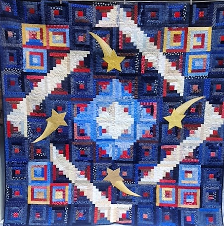 Smoky Mountain Quilters Guild at Macon County Fair
