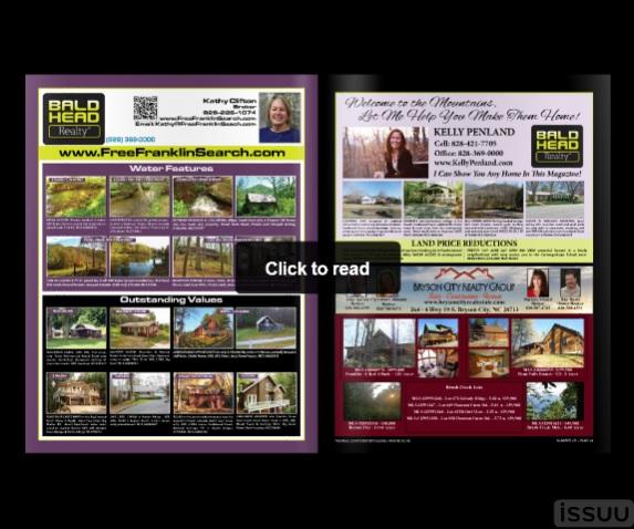 April 2016 Real Estate Buyer's Guide Franklin NC