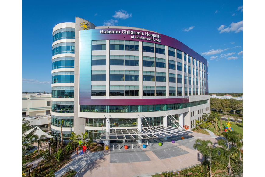 Golisano Childrens Hospital Lee County FL