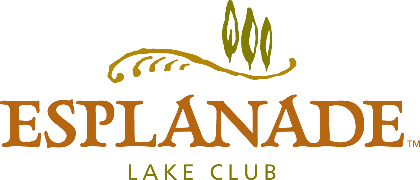 logo for Esplanade Lake Club Fort Myers FL