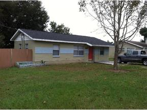 Dade City FL Single Family Home Sold: $66,500