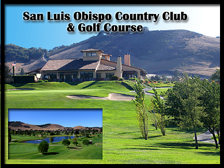 San Luis Obispo Golf Course and Country Club Estates