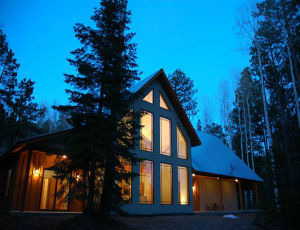 Mountain Vacation Home Investment