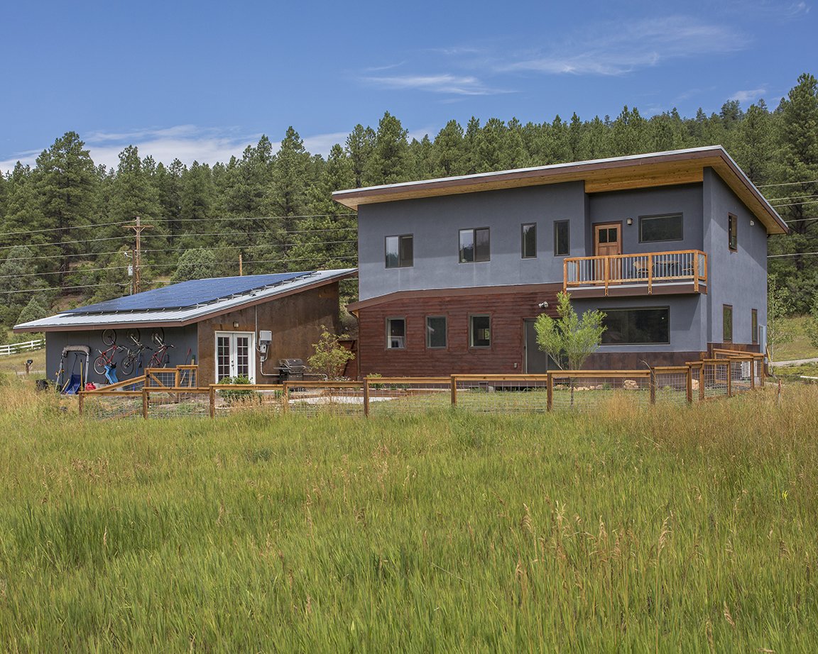 4215 CR 240, Durango, Net Zero Home