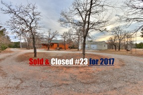 Single Family Home Sold: 337490 E. Highway 105