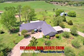 Single Family Home For Sale: 105347 S. 3500 Rd.