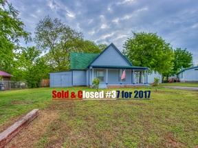 Single Family Home Sold: 506 Elm St