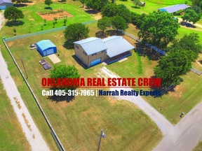 Harrah OK Single Family Home For Sale: $180,000