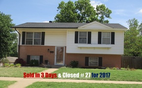 Single Family Home Sold: 905 W. Idylwild Dr.