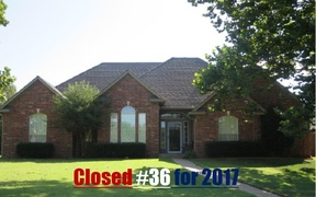 Edmond OK Single Family Home Sold: $234,777