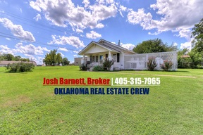 Stroud OK Single Family Home Sale Pending: $32,500
