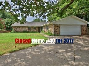 Chandler OK Single Family Home Sold: $87,500