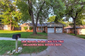 Edmond OK Single Family Home For Sale: $148,500