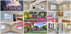 Edmond OK Single Family Home For Sale: $150,000