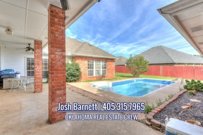 Oklahoma City OK Single Family Home Sale Pending: $254,900