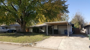 Midwest City OK Single Family Home For Sale: $69,900