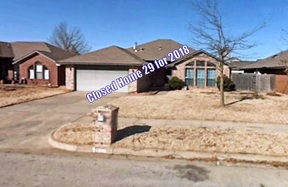 Norman OK Single Family Home Sold: $174,900