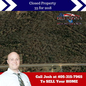 Luther OK Residential Lots & Land Sold: $44,000