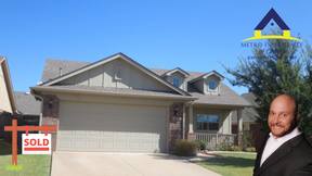 Edmond OK Single Family Home Sold: $150,400