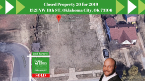 Residential Lots & Land Sold: 1321 NW 11th St