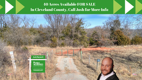 Residential Lots & Land For Sale: 14310 E Stella RD, Norman, OK 73071