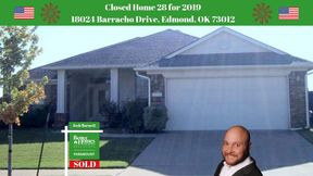 Edmond OK Single Family Home Sold: $194,000