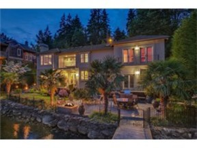 Waterfront Home Sold: 3163 E Lake Sammamish Sh Ln SE