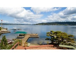 Waterfront Home Sold: 4162 187th Ave SE