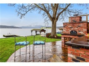 Waterfront Home Sold: 1082 W Lake Sammamish Pkwy NE