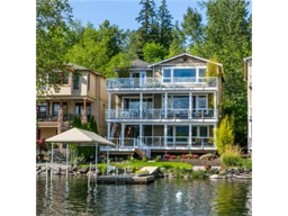 Waterfront Home Sold: 4285 E Lake Sammamish Sh Ln SE