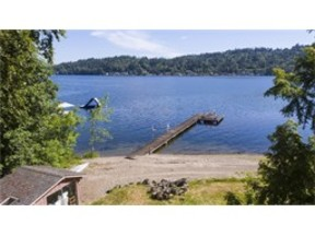Waterfront Home Sold: 2656 W Lake Sammamish Pkwy NE