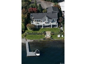 Waterfront Home Sold: 1822 W Lake Sammamish Pkwy SE