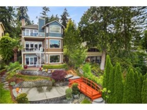 Single Family Home Sold: 2612 W Lake Sammamish Pkwy NE