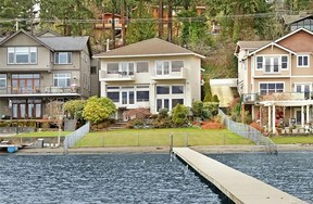 Waterfront Home Sold: 3238 W Lake Sammamish Pkwy SE