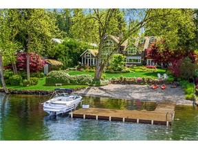 Single Family Home Sold: 3002 W Lake Sammamish Pkwy NE