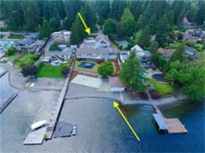 Single Family Home Sold: 2882 W Lake Sammamish Pkwy NE