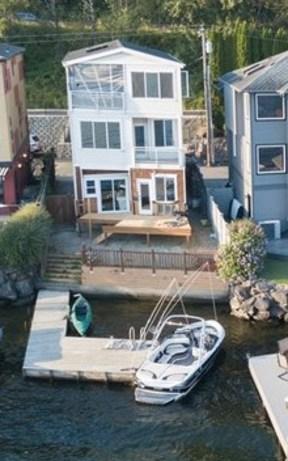 Single Family Home Sold: 4265 E Lake Sammamish Sh Ln SE