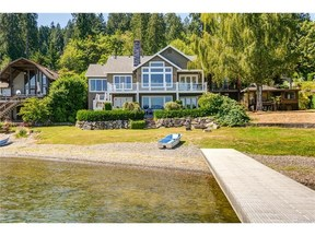 Single Family Home Sold: 2010 W Lake Sammamish Pkwy SE