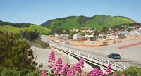 Avila Beach Bay Bridge